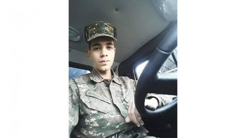 Զոհվել է ՀՊՄՀ-ի ուսանող Նարեկ Վարոսյանը