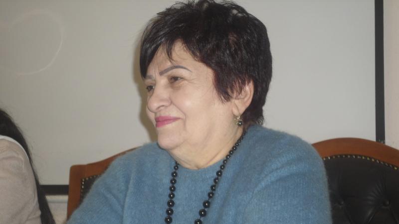 Светлана Марутян отмечает 70-летний юбилей
