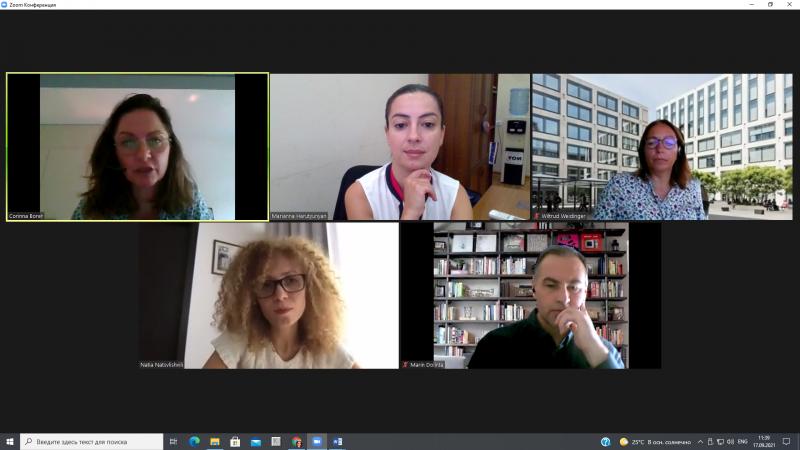 Online Reporting Meeting