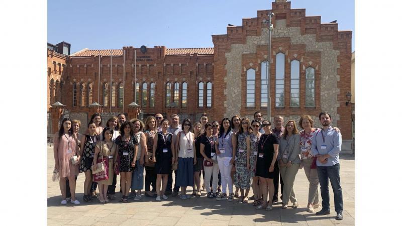 Переподготовка в Университете Ровира и Виргили (Испания)