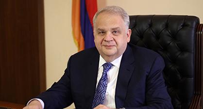Ռուբեն Միրզախանյանը` Մանկավարժականի ռեկտոր