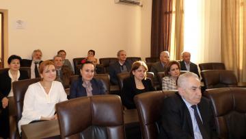 Պրոֆեսոր Մաքսիմ Սարգսյանը 80 տարեկան է
