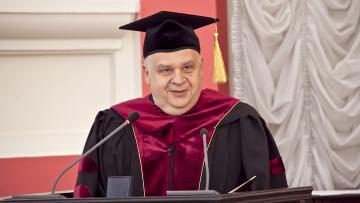 ՀՊՄՀ-ի ռեկտորը՝ Մոսկվայի մանկավարժական պետական համալսարանի պատվավոր պրոֆեսոր