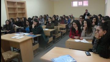 ՀՊՄՀ-ի ուսանողները մասնակցեցին միջբուհական գիտաժողովի