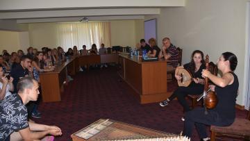 Մշակութային և սպորտային օրեր «Ամառային դպրոցի» մասնակիցների համար