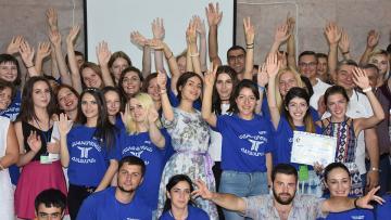 Ավարտվեց «Ամառային դպրոց» 2017 միջազգային ծրագիրը