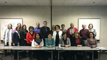 ASPU delegates pay a working visit to the University of Minnesota