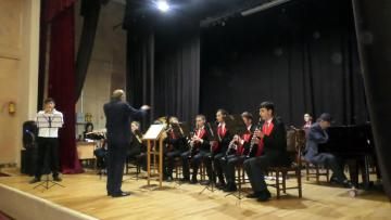 Graduation Concert at the Chair of Music