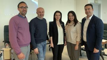ASPU representatives visit University of Macerata