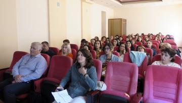 Հանդիպումներ՝ «Համալսարանների միջազգայնացման խթանում» ծրագրի շրջանակներում