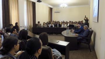 «100 գաղափար Հայաստանի համար»