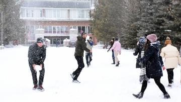 Ձմեռային արձակուրդներն ավարտելու ամենաուսանողական տարբերակը